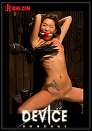 Device Bondage: Petite Asian Bondage Virgin, Gets A Dose Of Suffering