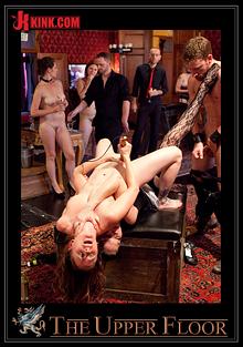 The Upper Floor: Slave Orgasm Overload cover