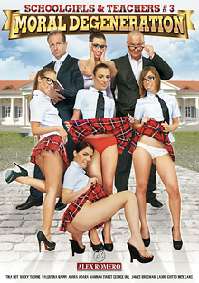 Schoolgirls And Teachers 3: Moral Degeneration cover
