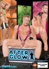 after glow, johnny v, tyson tyler, interracial, gay porn, big dick, big dildo, extreme penetration, muscles, hot house
