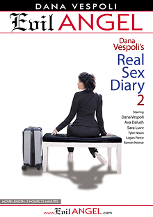 Dana Vespoli's Real Sex Diary 2 cover