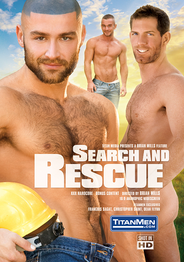 Search and Rescue Cover Front