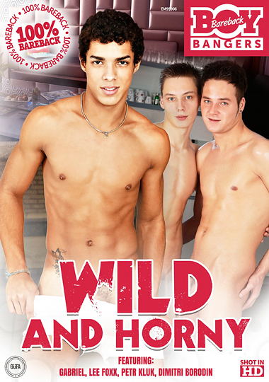 Wild and Horny Cover Front