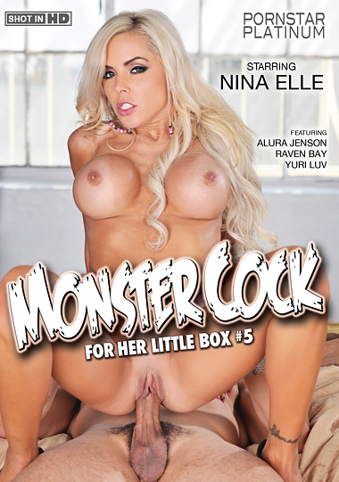 Monster Cock For Her Little Box 5 cover
