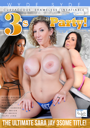 3's A Party cover
