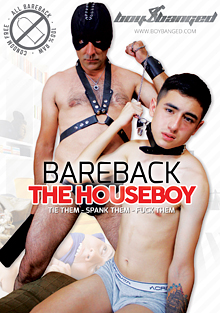 Bareback The Houseboy cover