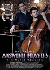 answered prayers, the music teacher, gay, porn, cockyboys, jake jaxson, saxon west, duncan black