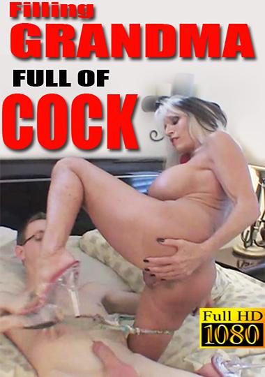 Filling Grandma Full Of Cock cover