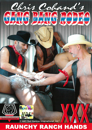 Chris Cohand's Gang Bang Rodeo cover