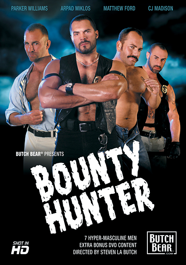 Bounty Hunter Cover Front