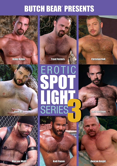Erotic Spotlight Series 3 Cover Front