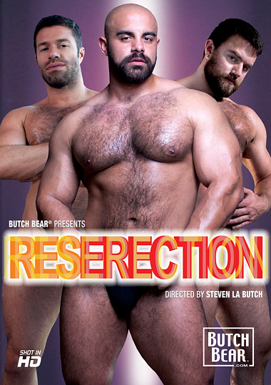 Reserection Cover Front