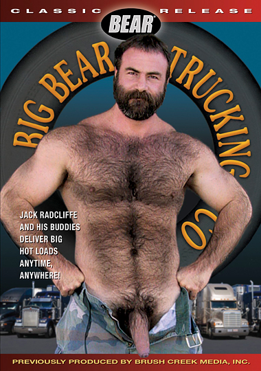 Big Bear Trucking Co Cover Front