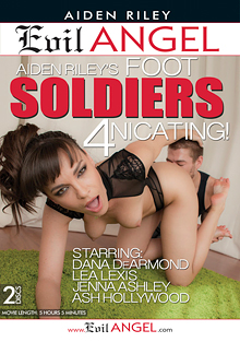 Foot Soldiers 4nicating cover
