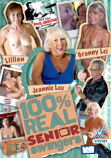 100 Percent Real Senior Swingers cover