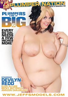 Plumpers Like It Big 6 cover
