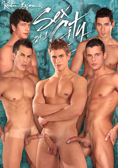 Sex City 1 Cover Front