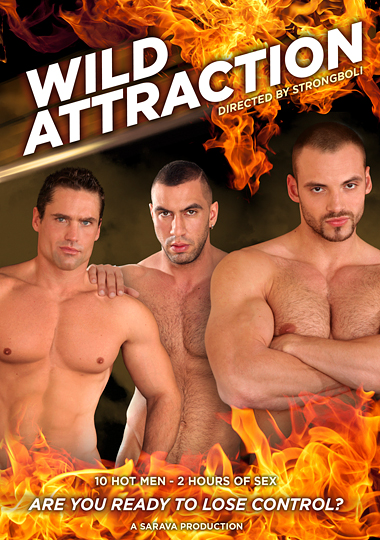 Wild Attraction 1 Cover Front