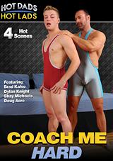 coach me hard, hot dads, hot lads, jocks, gay, porn, doug acre, brad kalvo, wrestling