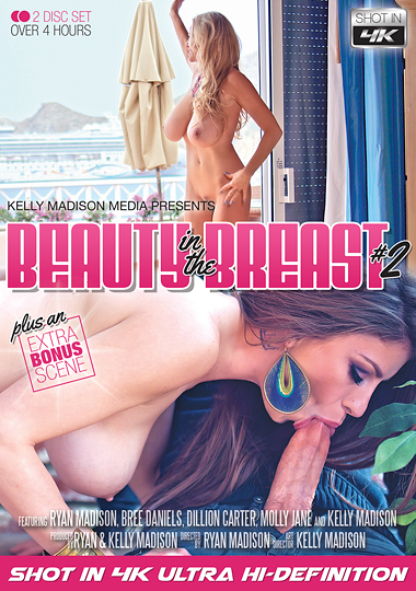 Beauty In The Breast 2 cover
