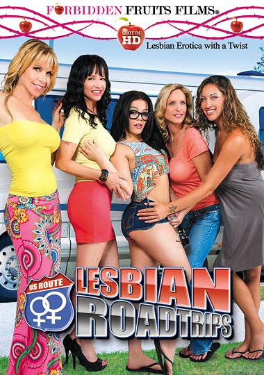 Lesbian Roadtrips cover