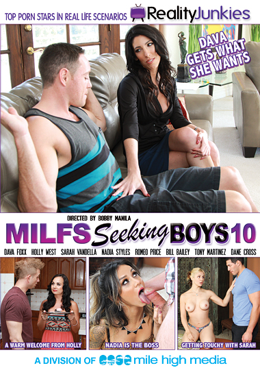 MILFs Seeking Boys 10 cover