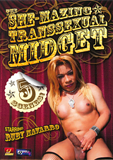 The She-Mazing Transsexual Midget