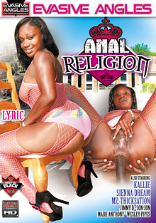Anal Religion cover