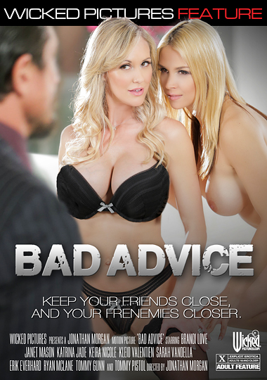 Bad Advice cover