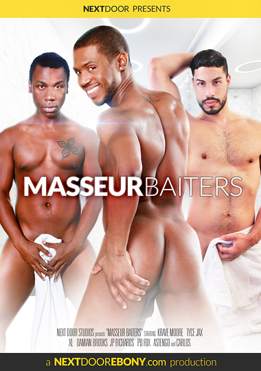 Masseur Baiters Cover Front