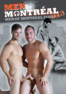 Men Of Montreal 3 cover