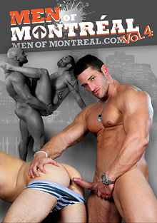 Men Of Montreal 4 cover