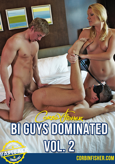 Bi Guys Dominated 2 cover