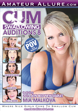 Cum Swallowing Auditions #8