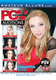 Amateur POV Auditions 7 cover