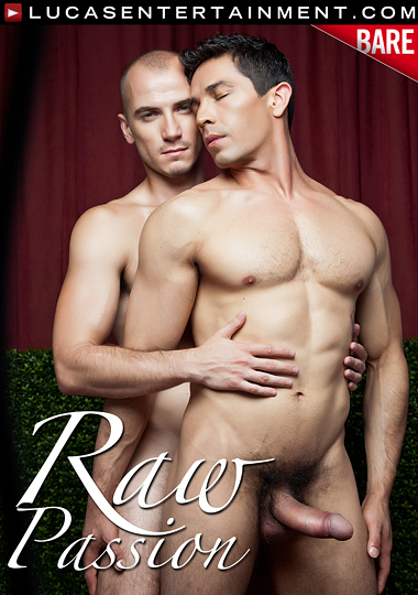 Raw Passion Cover Front
