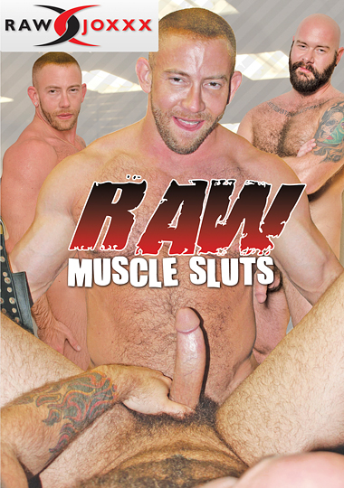 Raw Muscle Sluts Cover Front