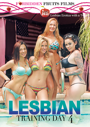 Lesbian Training Day 4 cover