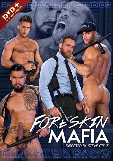 Foreskin Mafia Cover Front