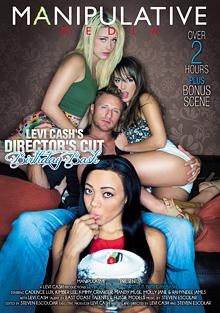 Levi Cash's Director's Cut: Birthday Bash cover