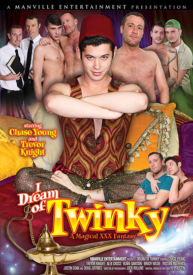 I Dream of Twinky Cover Front