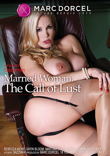 Married Woman: The Call Of Lust cover