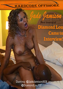Diamond Lou Came To Interview cover