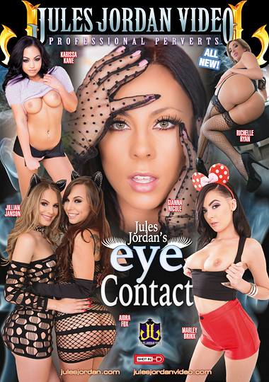 Jules Jordan's Eye Contact cover