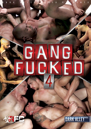 Gang Fucked 4 Cover Front