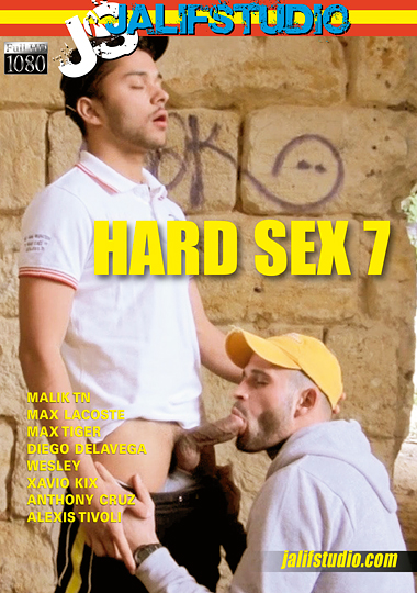 Hard Sex 7 Cover Front