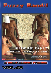 Puzzy Bandit 49: Blowjob Party cover