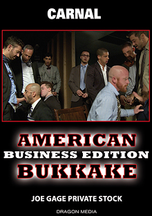 American Bukkake: Business Edition cover