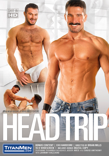 Head Trip (Titan) Cover Front