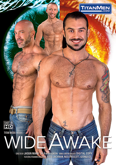 Wide Awake Cover Front
